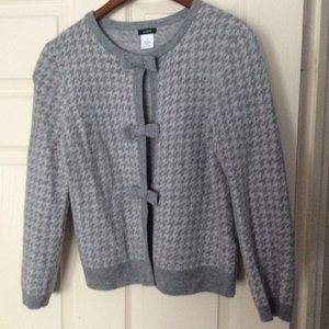 J. Crew Sweater with bows